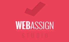 Webassign Studio
